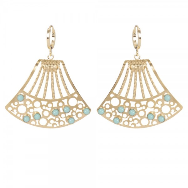 Short Earrings Bacalar