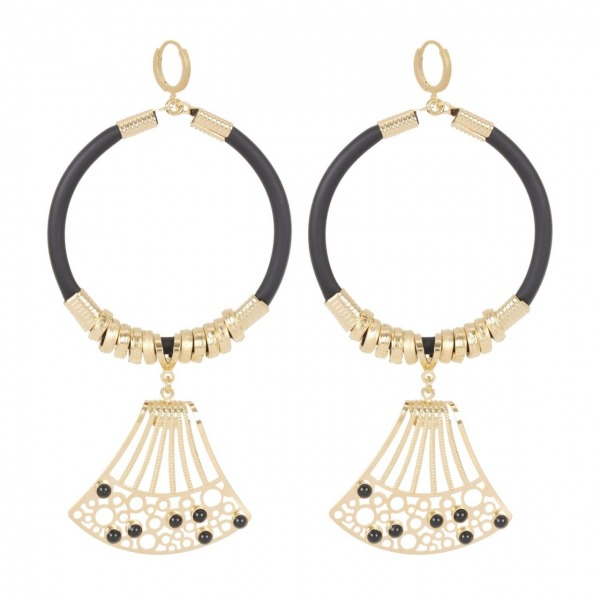 Earrings Bacalar Long