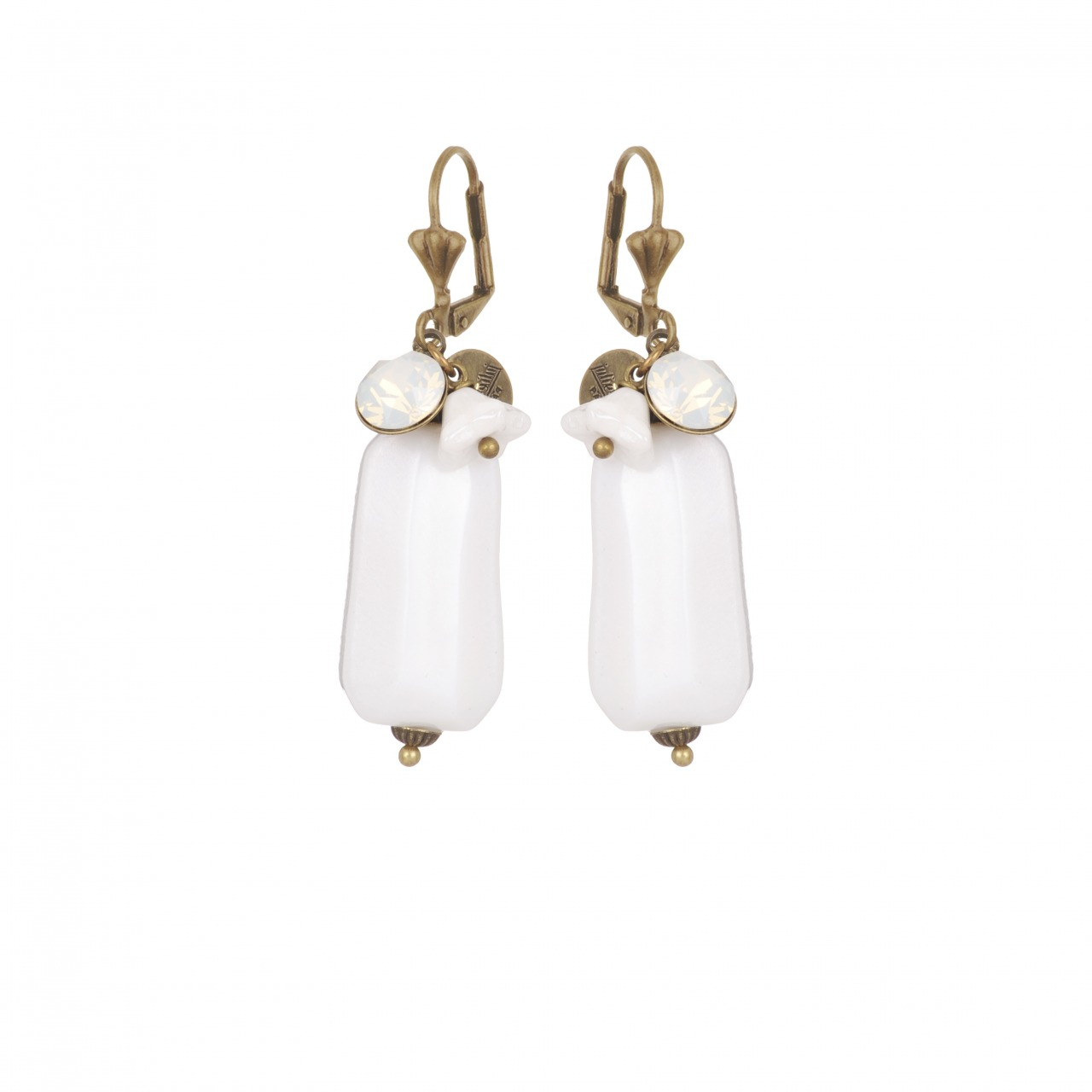 Earrings Bonbon courtes