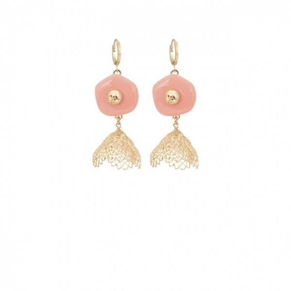 Clochette Earrings Short