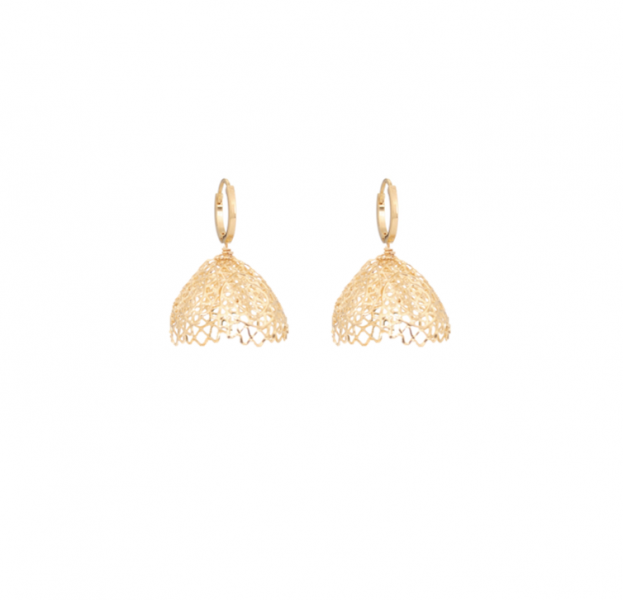 Clochette simple earrings