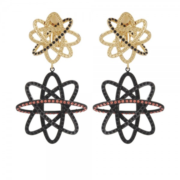 Comète GM Earrings