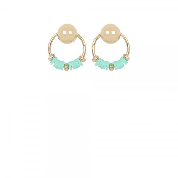 Short Earrings Lagune