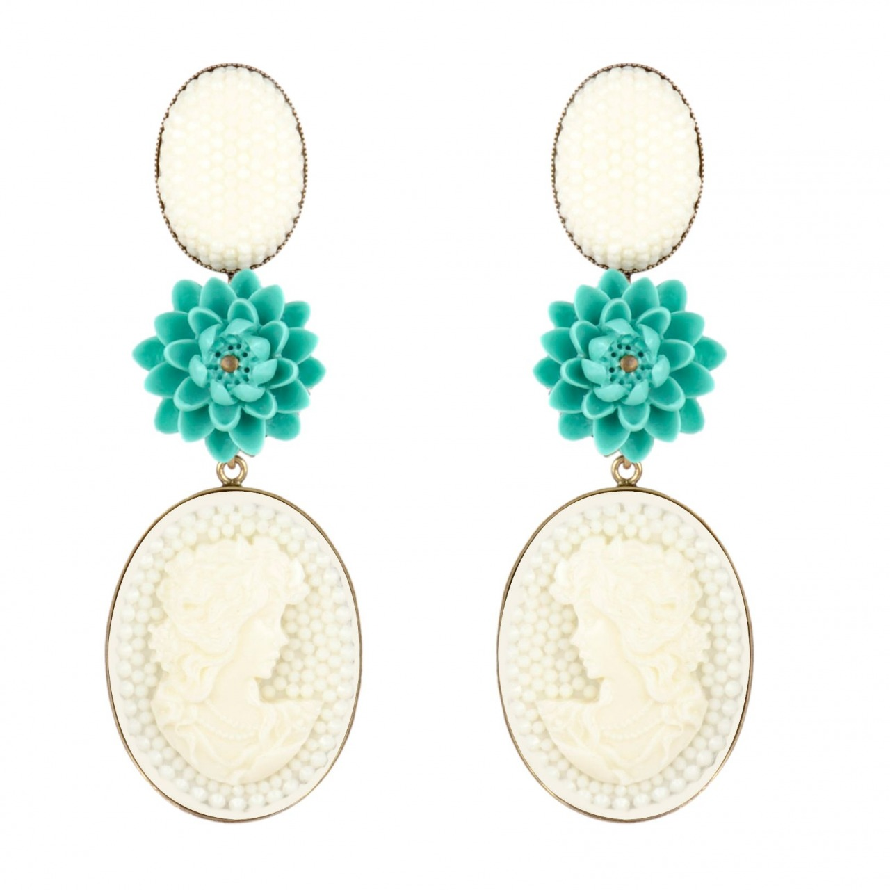 Diva big earrings