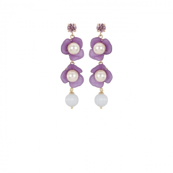 Dolly Double Earrings