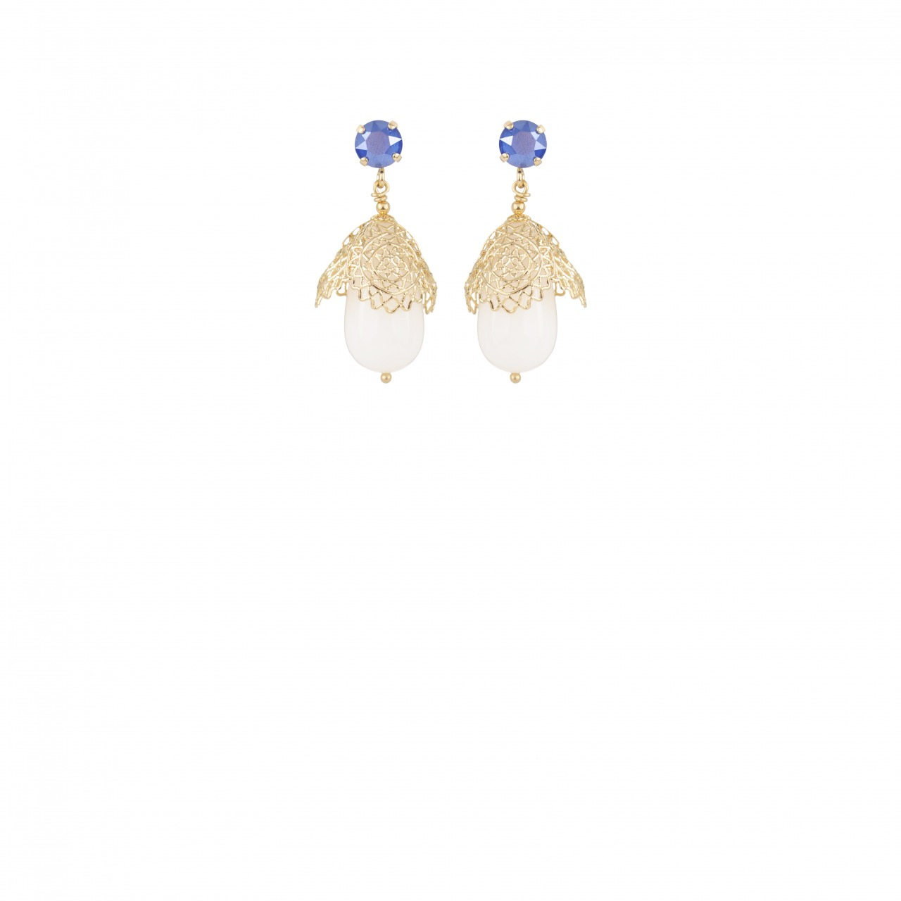 Flamenco Earrings Strass