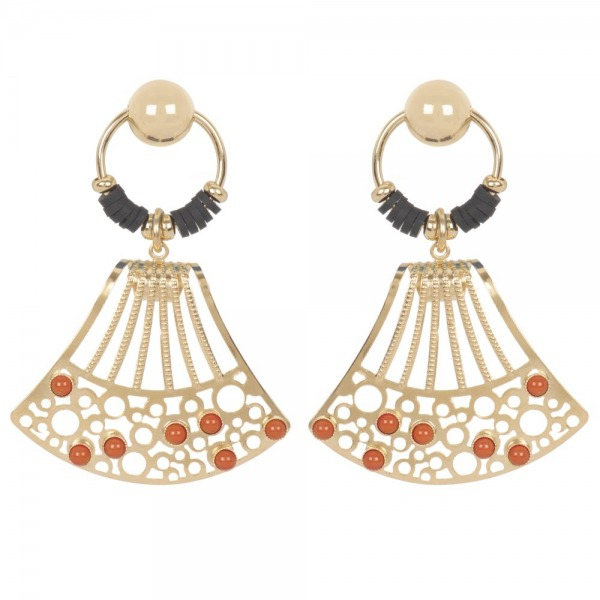 Long Earrings Lagune