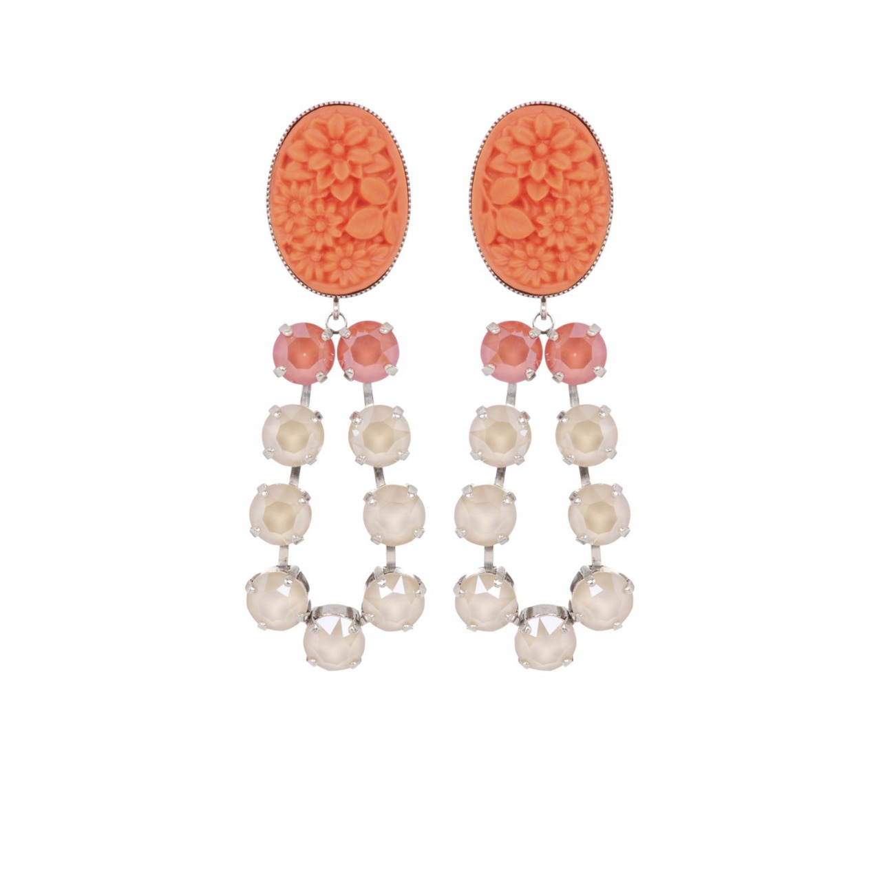 Mini Castafiore Earrings