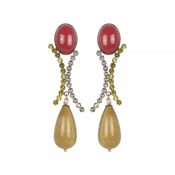 Parenthèse Earrings