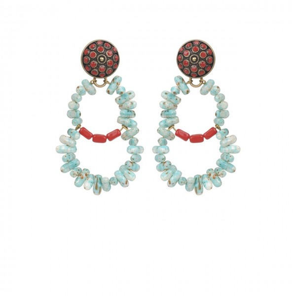 Recif bottom earrings
