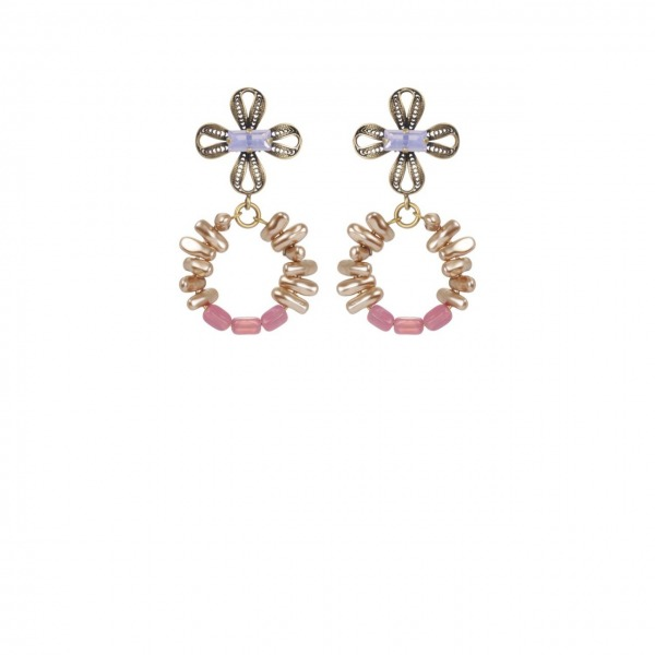 Recif Earrings Short