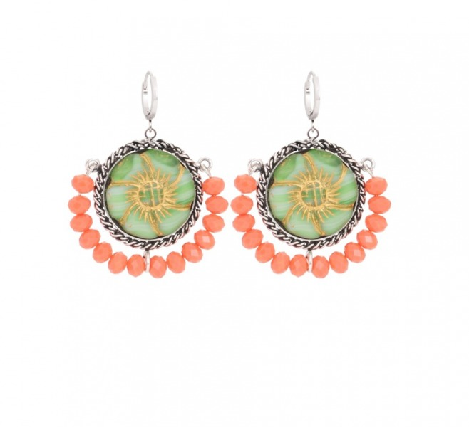 Spirit Courtes Earrings