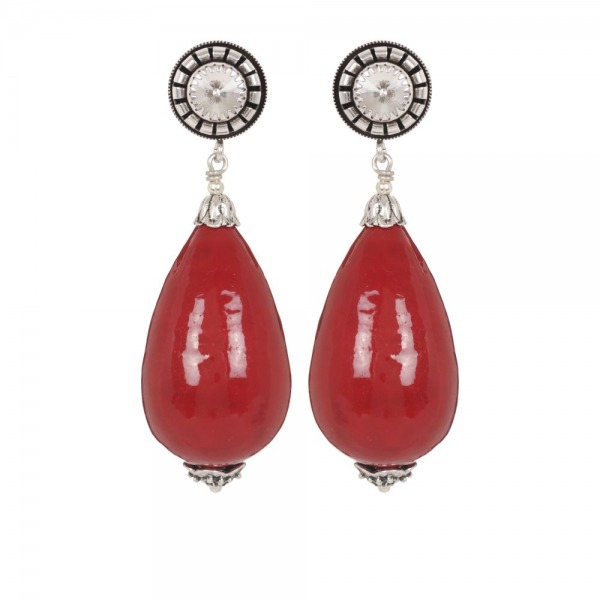 Sweet Cotton earrings