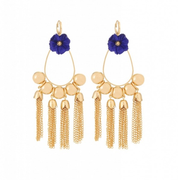 Tango Pompon Earrings