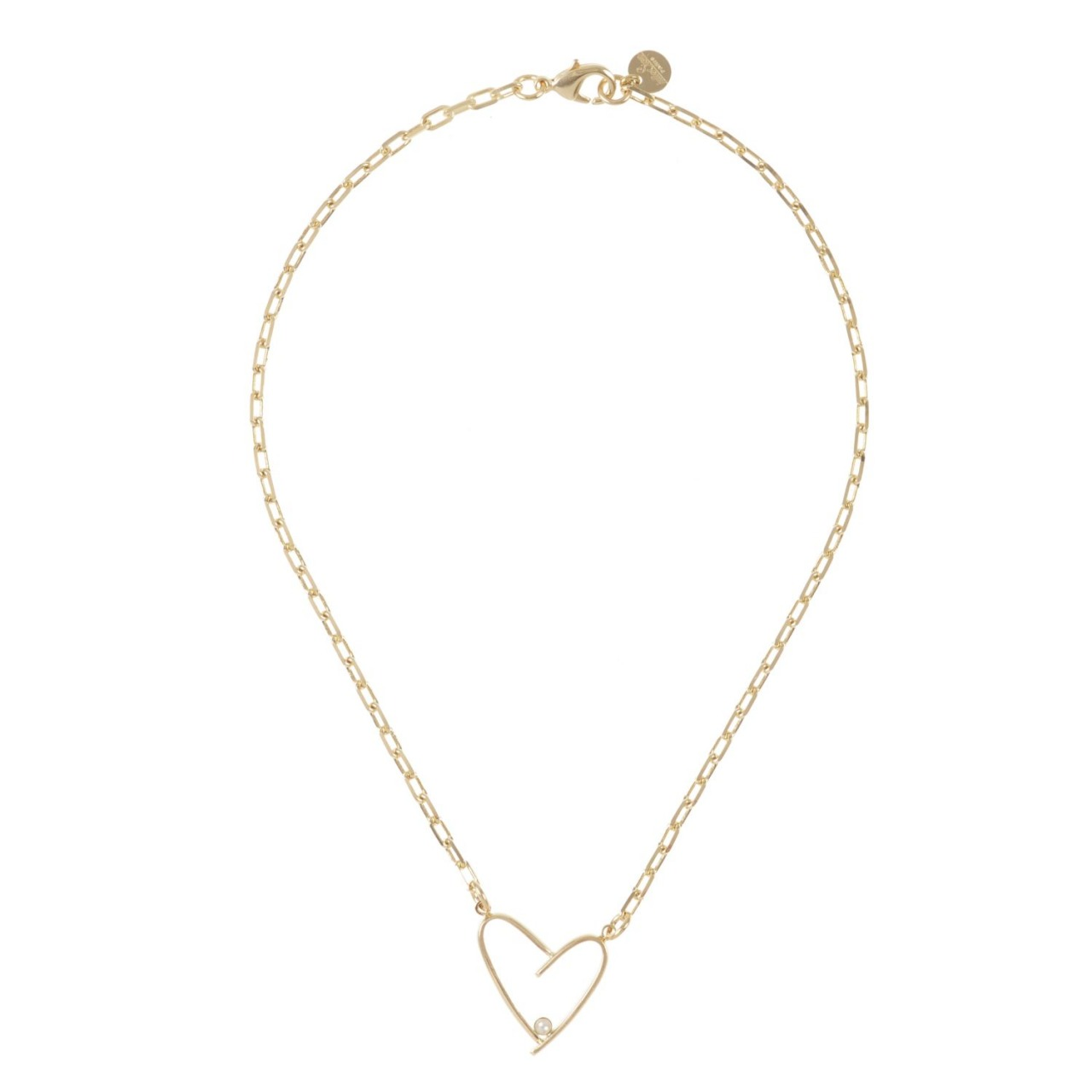 Necklace Amore Gold