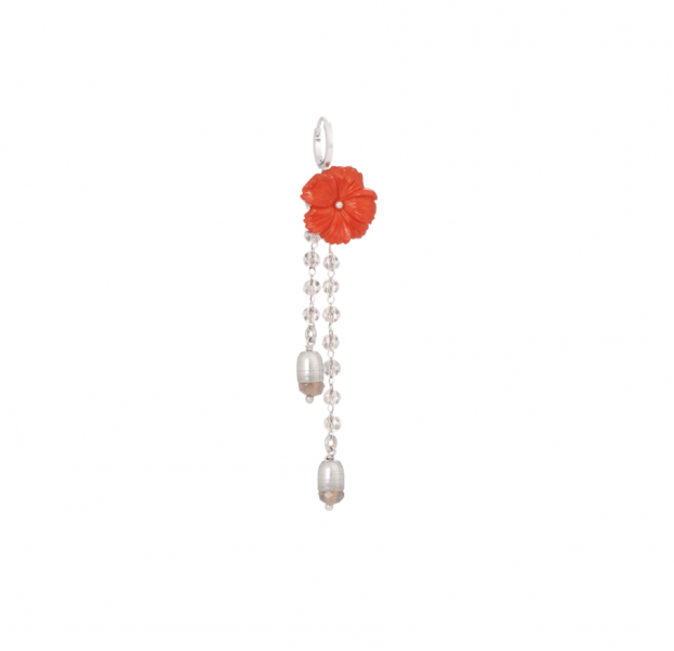 Tango single earrings